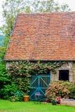 Saint Céneri le Gérei, França Fotos de Stock Royalty Free