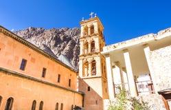 Saint Catherine monastery. Egypt, Sinai Royalty Free Stock Image