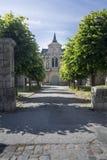 Saint Catherine's Chapel, Dinan, France Stock Photo