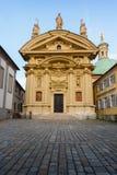 Saint Catherine`s Church in Graz, Austria Royalty Free Stock Image