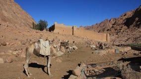 Saint Catherines Monastery. Sinai Peninsula. Egypt Stock Photos