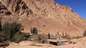 Saint Catherines Monastery. Sinai Peninsula. Egypt Stock Photo
