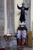 Saint Charbel Makhlouf fotos de stock
