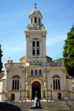 Saint-Charies church royalty free stock image