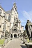 Saint Charles Borromeo church, Antwerp Belgium Stock Image