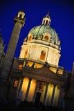 Saint Charles Church  Royalty Free Stock Images