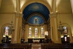 Free Saint-Charles Church In Monaco Stock Photo - 59122290