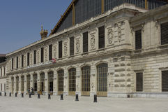 Saint Charles station in Marseille Stock Photography