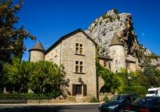 Saint Chely du Tarn, Tarn Gorges, France Royalty Free Stock Image