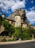 Saint Chely du Tarn, Tarn Gorges, France Stock Image