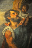 Saint Christopher Stock Photography