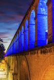 Saint Clement Aqueduct in Montpellier Stock Photos