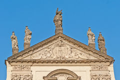 Saint Clement Church at Prague Royalty Free Stock Image