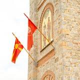 Saint Climent and Panteleimon Church in Ohrid Stock Photos