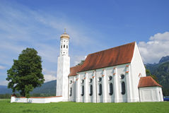 Saint Coloman Church Stock Images