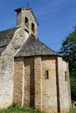 Saint-Come d'Olt chapel Royalty Free Stock Photo