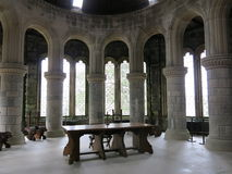 Saint Conan's Kirk. St Conan's Kirk in Loch Awe Scotland Royalty Free Stock Photos