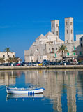 Saint Corrado Cathedral in Molfetta. Apulia. Stock Photo