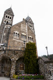 Saint Cosmas and Damian Church - Clervaux - Luxembourg Stock Photography