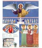 Saint cristãos Imagens de Stock Royalty Free