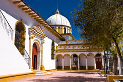 Saint Cristobal - one of the magic towns of Mexico Royalty Free Stock Photos