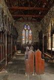 Saint Cuthbert Chapel, Farne Islands, England. Saint Cuthbert Chapel in Farne Islands, England Stock Images