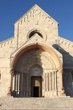 Saint Cyriacus cathedral in Ancona. Italy Royalty Free Stock Photo
