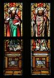 Saint Cyril and Methodius Royalty Free Stock Image