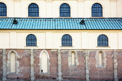 Saint Cyrillus and Methodius basilica in Velehrad Stock Photography