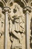 Saint Damian Statue Royalty Free Stock Photography