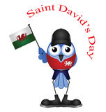 Saint David Day Stock Image