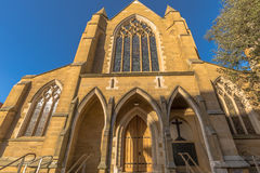 Saint Davids Cathedral Hobart Royalty Free Stock Image