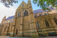 Hobart Saint Davids Cathedral  Stock Image