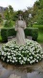 Saint de jardin Image libre de droits