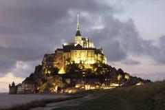 saint de mont de Michel Image libre de droits