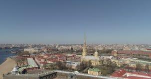 saint de Paul peter Pétersbourg de forteresse clips vidéos