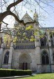 Saint-Denis. Spring in Paris Stock Photo