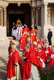 Saint Devota Celebrations in Monaco – 2015 Stock Photography