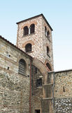 Saint Dimitrios church at Thessaloniki, Greece Stock Photography