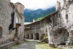 Saint Dionysios Monastery Royalty Free Stock Image