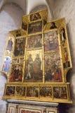 Saint Dionysos and Saint Margaret chapel, Cathedral, Valencia Royalty Free Stock Image