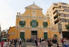 Saint Dominic church, Macau Stock Image