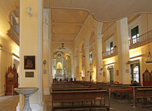 Saint Dominic church, Macau Royalty Free Stock Images