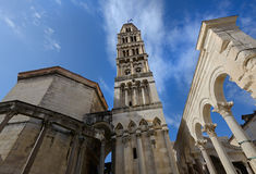 Saint Domnius Cathedral in Split Stock Photography