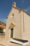 Saint Durda Church . Dubrovnik. Croatia Stock Photo