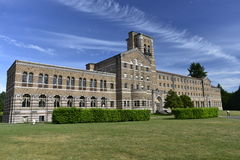 Saint Edward Seminary, near Seattle, USA Stock Photo