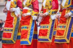 Saint Efisio parade Stock Image