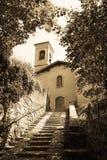 Saint Elisabeth church, Montepiatto, Torno Stock Photo