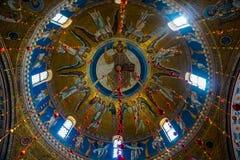 Saint Elisabeth Convent Christ de Minsk fotos de stock royalty free