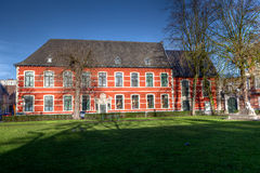 Saint Elisabeth hospital of the Beguinage in Ghent, Belgium Stock Photography